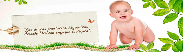 Pañales Bio Baby Biodegradables